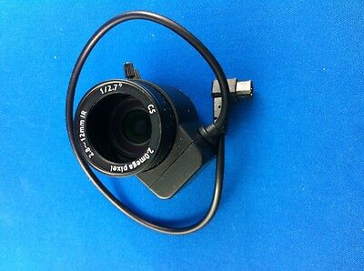 2.8 - 12mm  12 CCTV Camera Lens CS Auto-Iris Vari-Focal DC megapixel mega (12mm Dc Auto Iris)
