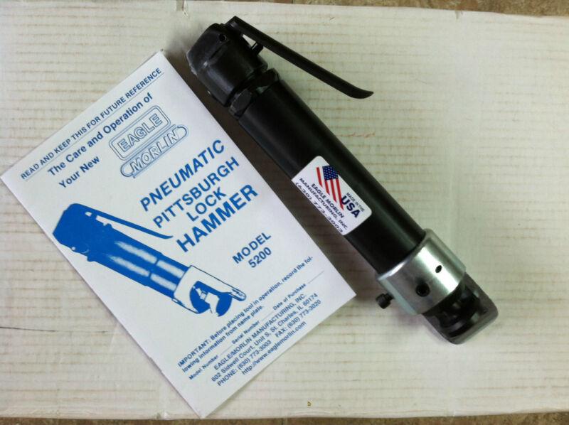 Morlin Model 5200  Air Pittsburgh Lock Hammer -USA