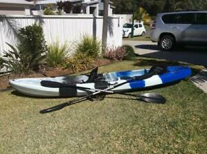 2 person kayak | Kayaks & Paddle | Gumtree Australia Free