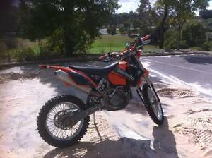 KTM 525 EXC Wetherill Park Fairfield Area Preview