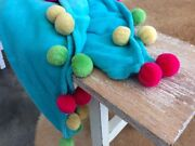 CHILDS pom pom THROW Melville Melville Area Preview