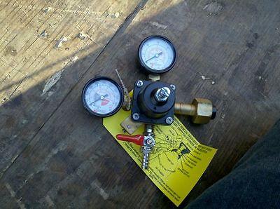Micromatic Co2 Regulator Bulk Tank Beer Draft