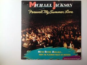 Michael-Jackson-Farewell-My-Summer-Love-1984-US-Vinyl-Record-LP-rare