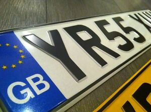 PRESSED-METAL-EMBOSSED-CAR-REGISTRATION-NUMBER-PLATES-REG-PLATE-WITH-GB-LOGO