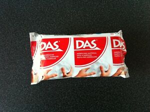 DAS Air Drying Modelling Craft Clay 150g Pack White