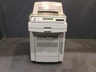 Agfa Drystar 4500m Printer Medical Healthcare Mammo Imaging Equipment