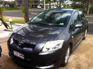 2008 Toyota Corolla Hatchback Dalby Dalby Area Preview