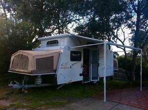 Caravan Jayco Expanda for hire Eltham Nillumbik Area Preview