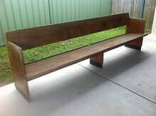 Church Pew Kippa-ring Redcliffe Area Preview