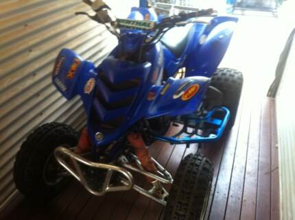 YAMAHA RAPTOR QUAD 660 HARDLY USED QUICK SALE $4999 Broome 6725 Broome City Preview