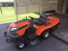 Husqvarna CTH2642TE Tractor Ride-On Mower with electric catcher. East Maitland Maitland Area Preview