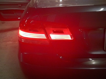 E92 BMW tail lights Dianella Stirling Area Preview