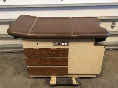 Enochs Elpak 1000 Exam Table Medical Healthcare Exam Equipment Furniture