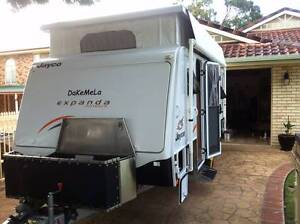 Jayco Expanda 16.49.4 , bunk bed edition , Outback Birkdale Redland Area Preview