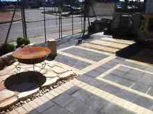 PAVERS, CONCRETE SLEEPERS, FIRE PITS, RETAINING, LANDSCAPING Oaklands Park Marion Area Preview