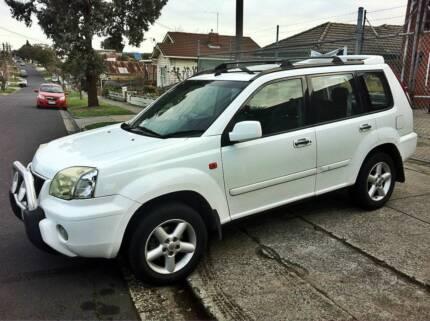 2002 Nissan X-trail ,duel fuel,sunroof,leather seats,registered Caroline Springs Melton Area Preview