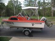 Haines Hunter V163 Boat and Trailer Brighton Brisbane North East Preview