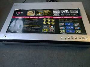 LG Multi DVD Recorder + 80gb HDD Elizabeth Vale Playford Area Preview