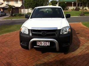 2010 Mazda BT50 DX+ Freestyle 4x2  5 Speed Manual 3.0 litre T.D Cleveland Redland Area Preview