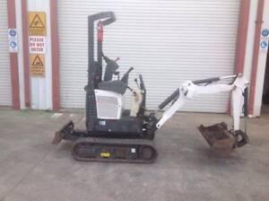 Bobcat 418 Excavator Heatherbrae Port Stephens Area Preview
