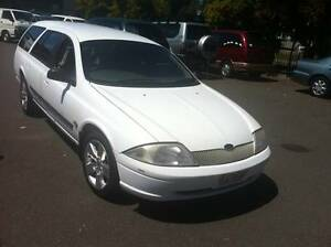 Ford Falcon Forte AUII For Sale- Sydney. Call  Woolloomooloo Inner Sydney Preview