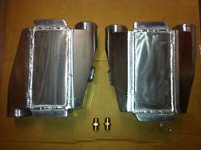 Wassergekühlter Ladeluftkühler  LLK 1.8T 2.0 FSI TFSI S4 S3 Turbo Wasser gekühlt