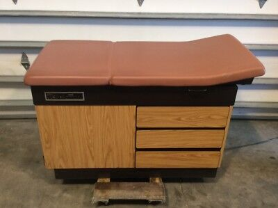 Joerns 987h Exam Table Medical Healthcare Examination Equipment Furniture