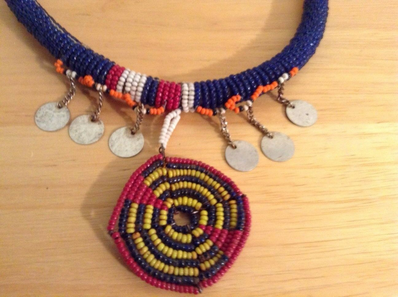 how to make maasai jewelry