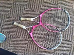 Tennis rackets for kids South Perth South Perth Area Preview