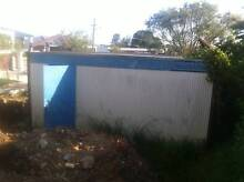 Portable Builders site office or tool shed. Condell Park Bankstown Area Preview