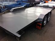 15' FLAT DECK CAR TRAILER 2T GVM OPTIONS AVAIL Southport Gold Coast City Preview