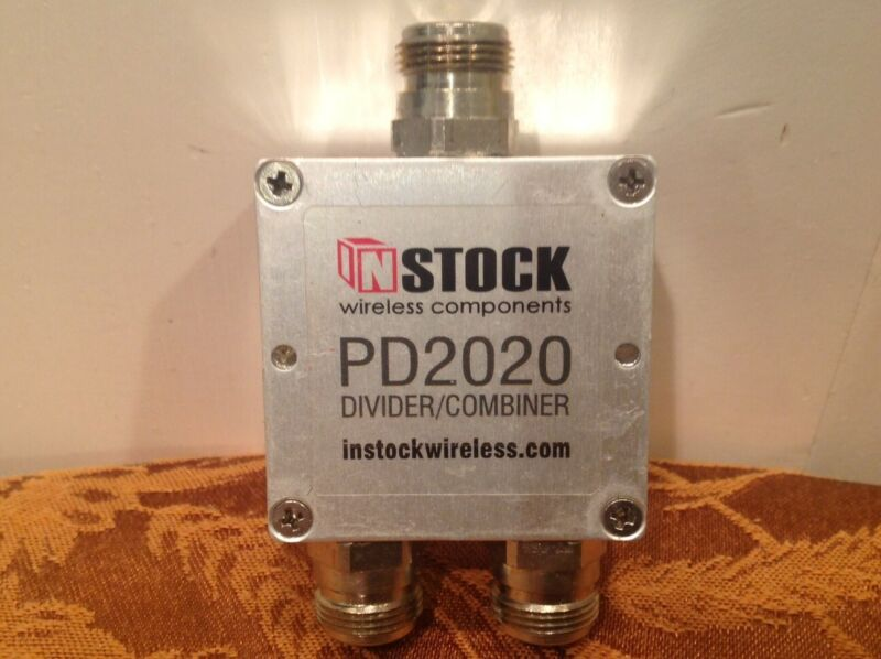 INSTOCK Wireless PD2020 Divider/Combiner - PreOwned - Good Condition
