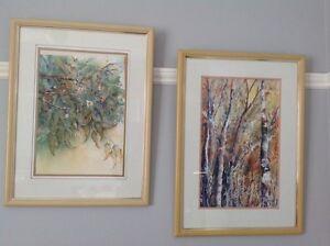 Watercolours Hamilton Newcastle Area Preview