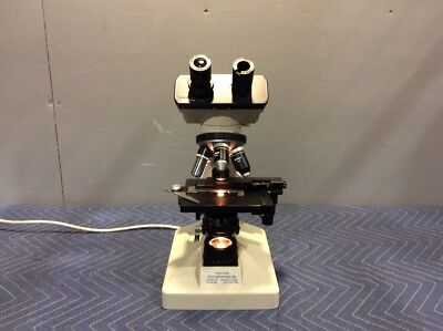 Nikon Alphaphot Ys Microscope Lab Laboratory Equipment Life Science