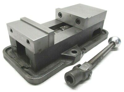 Kurt Anglock 4 Milling Machine Vise W Jaws Handle - D40