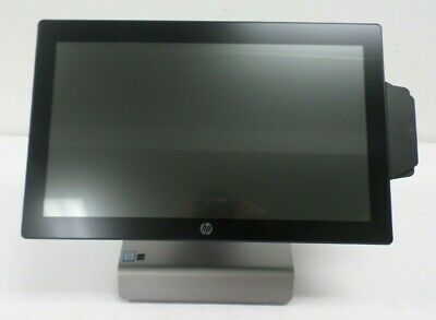 Hp Rp9 9018 Retail System Pos 18.5 Touch Core I3-6100 8gb Ddr4 Ram 128gb Ssd