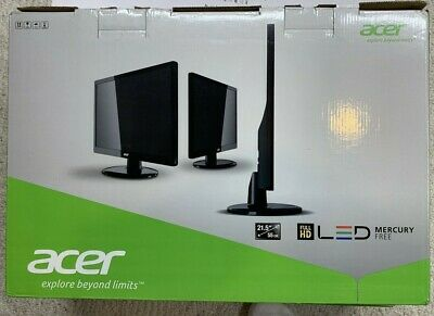 Acer S220HQL LED LCD Monitor
