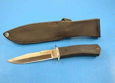 Blackjack Knives Archangel Knife & Sheath Seki Japan Knife Black Jack