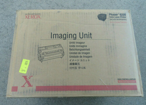 NEW Factory SEALED XEROX Imaging Unit for PHASER 6250 Color Laser Printer