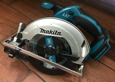 Makita Xss02 Circular 6 12 Cordless Saw - Tool Only