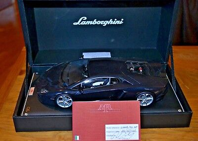 MR Collection Models Lamborghini; 1/18; Handmade die-cast; Limited Edition 5/20 for sale  Sandy
