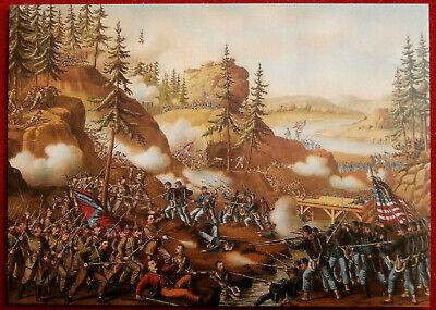 CIVIL WAR CHRONICLES - Kurz and Allison - Battle of Chattanooga - Card KA18