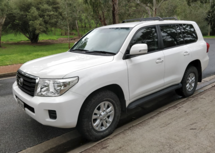 2012 Toyota LandCruiser SUV Henley Beach South Charles Sturt Area Preview