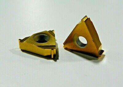 8 Pieces Kennametal 16er 16acme Kc730 Carbide Inserts F380