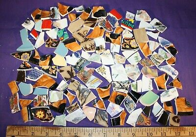 Mosaic Tile By The Pound Broken China Plates 1