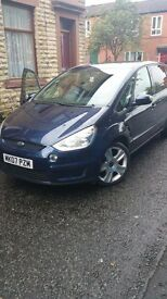 Ford S-max 7 Seater 1.8 TDCI LONG MOT 2007