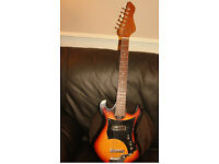 TEISCO 1960's GUITAR MADE IN JAPAN WITH TREM ARM