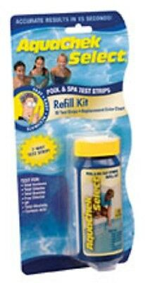 - AQUACHEK Select Refill Swimming Pool Spa 7 in 1 Test Strips pH/Chlorine 541640A