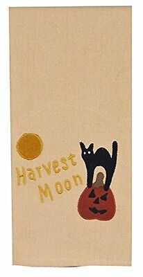 Home Collection by Raghu Harvest Moon Towel, 18 by 28-Inch, Nutmeg Set of 2
