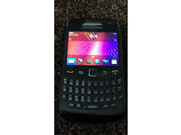 Blackberry curve 9360 unlocked black fully working